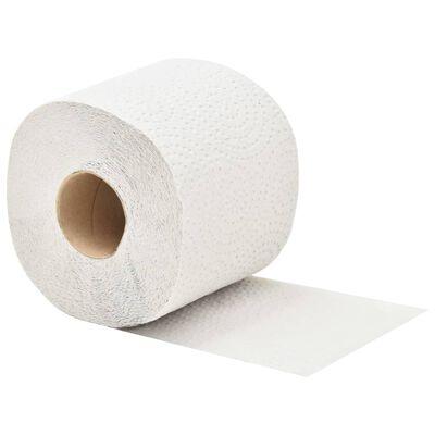 vidaXL Toiletpapier reliëf 2-laags 128 rollen 250 vellen