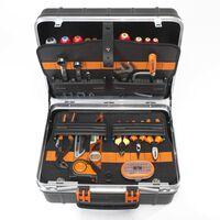 BAHCO Gereedschapskoffer met 55 gereedschappen 4750RCW011BNL