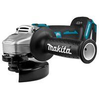 Makita Slijper zonder accu 18 V 12,5 cm blauw en zwart