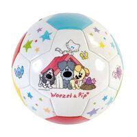 Rubo Toys bal Woezel & Pip maat 3 wit