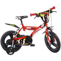 Dino Bikes Kinderfiets Pro-Cross 16'' rood DINO356005