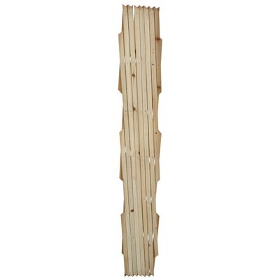 vidaXL Tuinlatwerk 5 st 180x90 cm massief hout