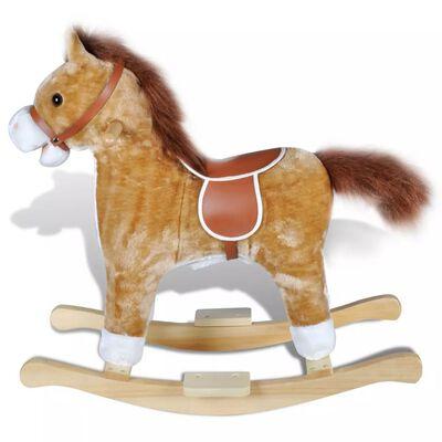 vidaXL Hobbeldier paard