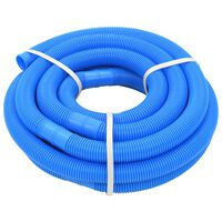 vidaXL Zwembadslang 32 mm 9,9 m blauw