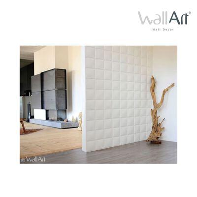 WallArt 3D Wandpanelen Cubes 12 stuks GA-WA07