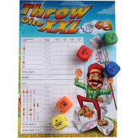 Toi-toys Xxl Boerderij Dobbelspel + Scoreblok En 5 Dobbelstenen
