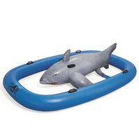 Bestway Shark Ride opblaasbare rodeo
