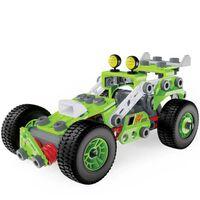 Meccano Junior Terugtrek-buggy deluxe