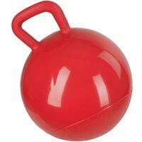 Kerbl Paarden speelbal rood 25 cm 32398