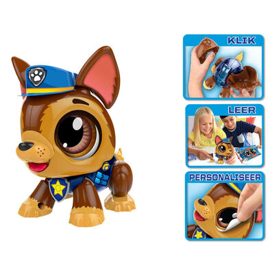 Gear2Play Build a Bot Paw Patrol robot Chase