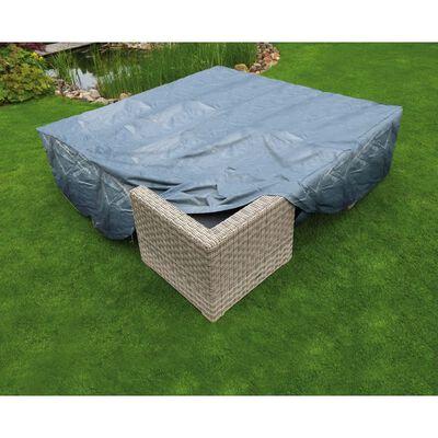 Nature Tuinmeubelhoes voor lage tafel en stoelen 200x200x70 cm
