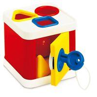 Ambi Toys Vormensorteerder Lock a Block 3931151