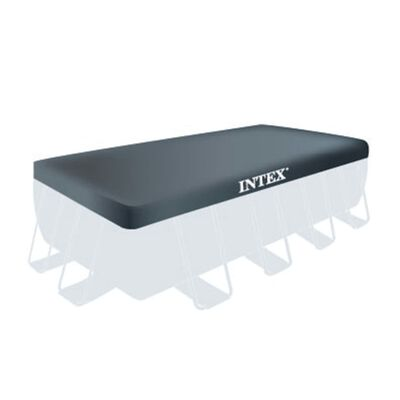 Intex Prism Frame Zwembadset rechthoekig 488x244x107 cm  26792GN,