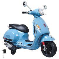 Jamara Speelgoedscooter Vespa GTS 125 12 V blauw
