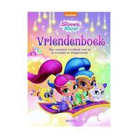 Nickelodeon vriendenboek Shimmer en Shine 22 cm