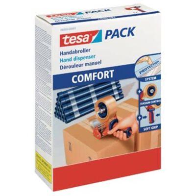 Tesa Pack 6400 verpakkingshanddispenser 'Comfort'.