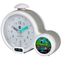 Claessens'Kids Wekker en slaaptrainer Kid'Sleep grijs 0031