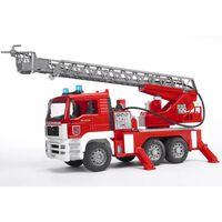 Bruder Brandweerwagen met ladder MAN TGA 1:16 02771