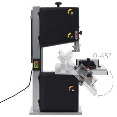 vidaXL Lintzaagmachine zaagbreedte 245 mm