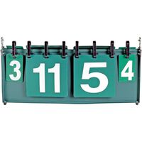 Tafeltennis scorebord Buffalo 2 spelers