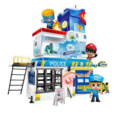 PinyPon Actiespeelgoed politiebureau