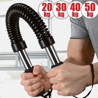 Trend24 - Flexibele halter - Biceps en borstkrachttraining - Arm