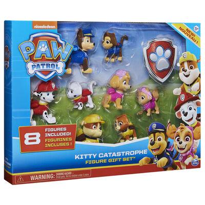 Paw Patrol Speelgoedfigurenset Kitty Catastrophe