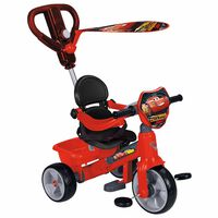 Feber Cars 3 driewieler Junior Rood
