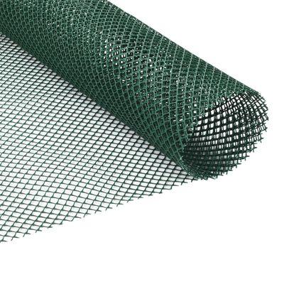 vidaXL Tuinhek gaas 10x2 m HDPE groen