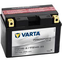 Varta Motoraccu Powersports AGM TTZ14S/TTZ14-BS
