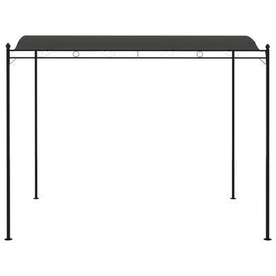 vidaXL Zonneluifel 3x2,5 m antraciet