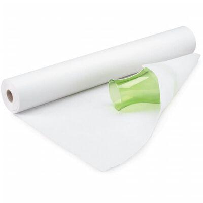 480x Vellen verhuis inpakpapier wit - 50 x 75 cm - Beschermpapier /