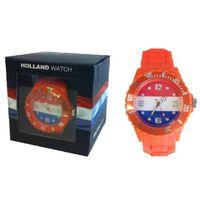 VDM Horloge Oranje Small