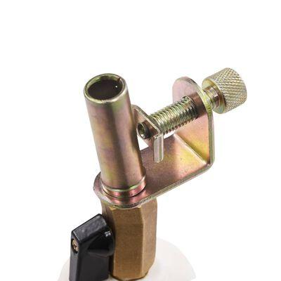 vidaXL Remontluchtingspomp pneumatisch met vulfles 2 L