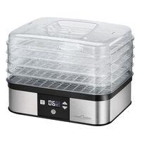 ProfiCook Voedseldroger PC-DR 1116 350 W zilver