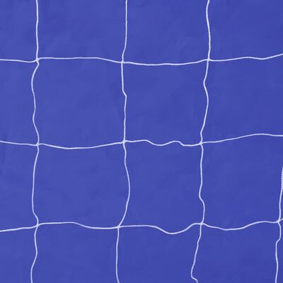 Voetbaldoel met richtmuur 240 x 92 x 150 cm