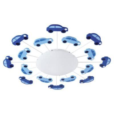EGLO Muurlamp VIKI 1 blauw 92146