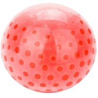 Rode Orbeez Mesh Anti Stressbal – 7cm