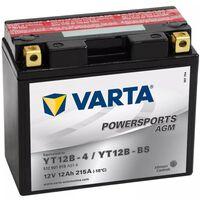 Varta Motoraccu Powersports AGM YT12B-4/YT12B-BS