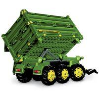 Rolly Toys 125043 RollyMulti John Deere Trailer 3-assig