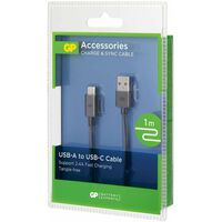 GP USB-A naar USB-C kabel CB17 1 m 160GPB17C1