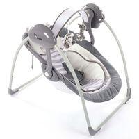Bo Jungle B-Portable Babyschommel met verkleiner White Tiger grijs
