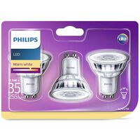 Philips LED-spotlight lampen Classic 3,5 W 255 lumen 3 st 929001217886
