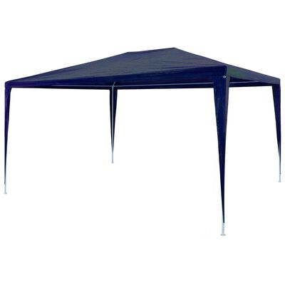 vidaXL Partytent 3x4 m PE blauw