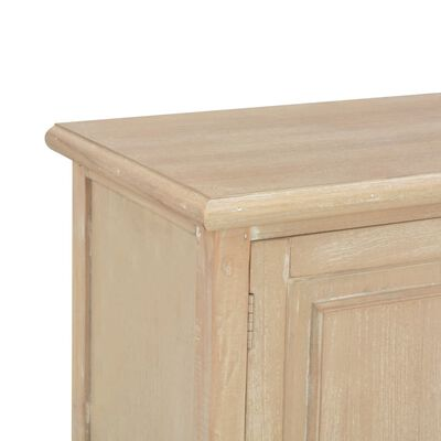 vidaXL Tv-meubel 90x30x40 cm hout