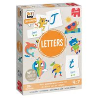 Jumbo Leerspel Ik Leer Ontdekken Letters Junior 8-delig