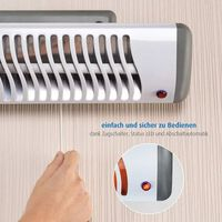 Reer Easyheat Commode Verwarmer