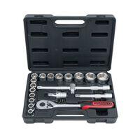 KS Tools doppendoos bit set (20 stuks 1/2-Inch)