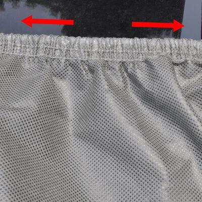 vidaXL Autohoes XL nonwoven stof