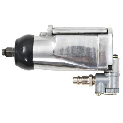 vidaXL Pneumatische slagmoersleutel vlindermodel 102 Nm 3/8''